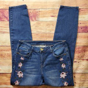 Christopher & Banks Denim Jeans Size 4 Mid Rise